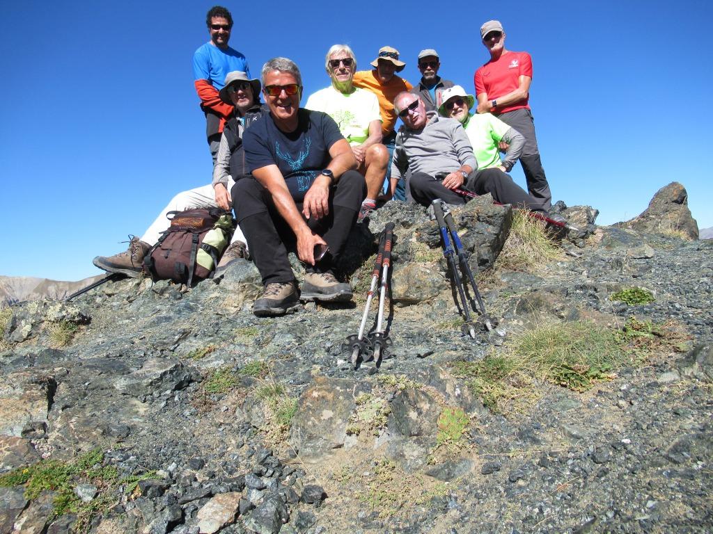 Pic Cascavelier (2576 m)