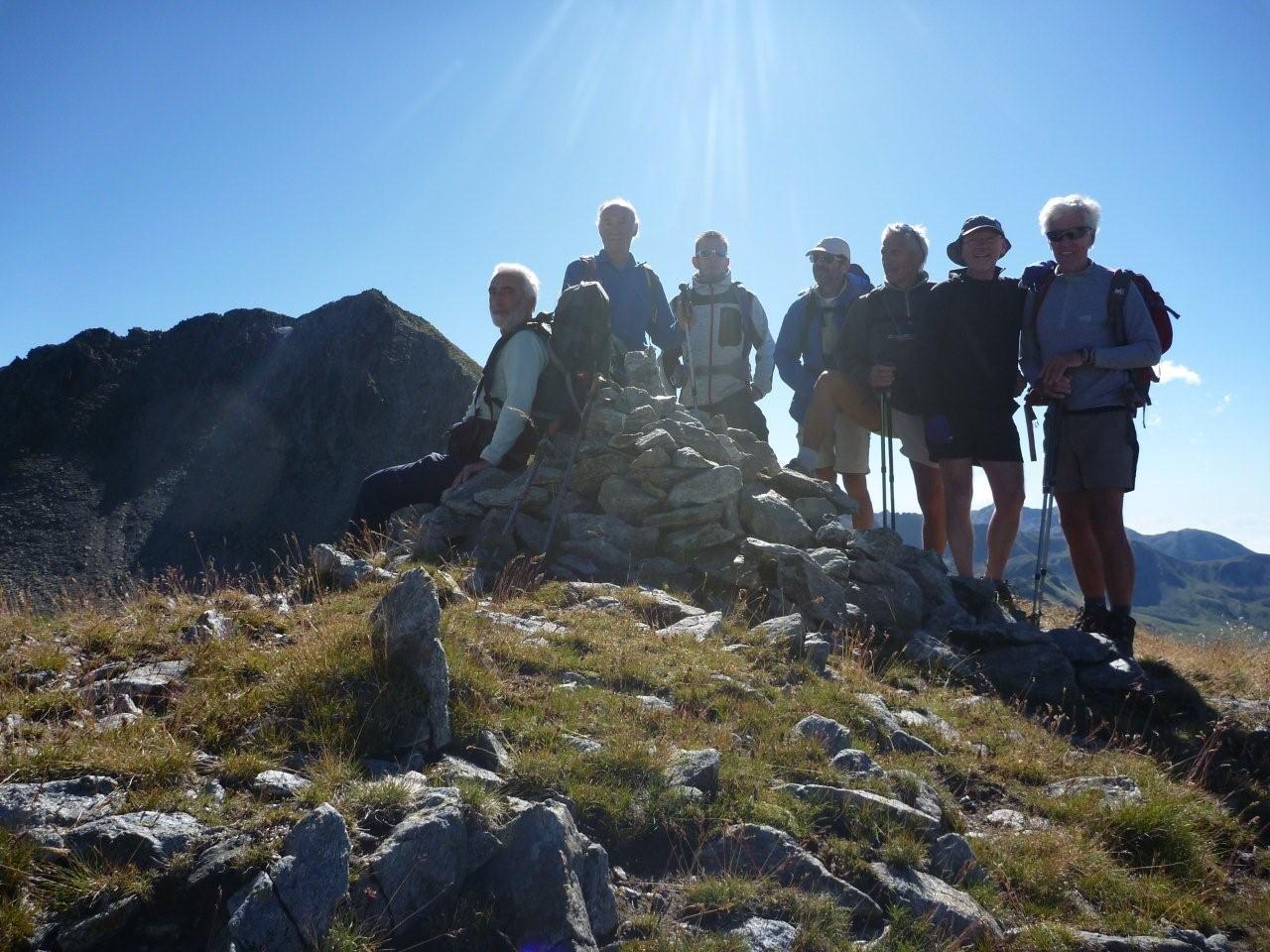Cime de Juisse (2580 m)