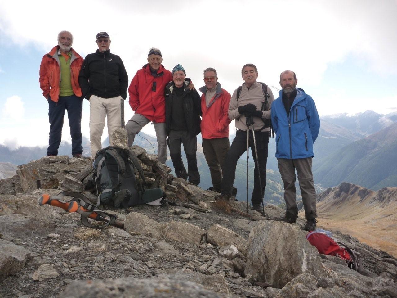 Pic de Clausis (2915 m)