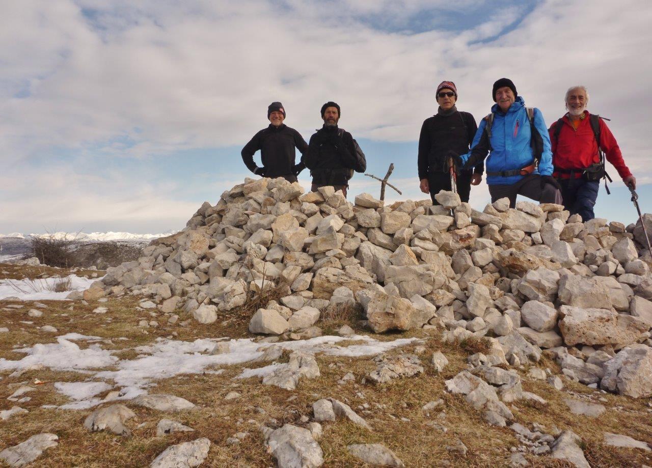Pic de Courmette (1248 m)