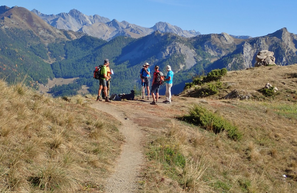 Col de la Lauze (2076 m)