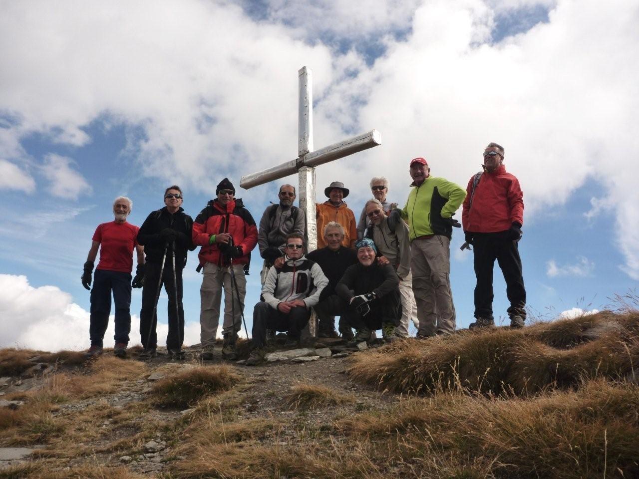 La Gardiole de l'Alp (2786 m)