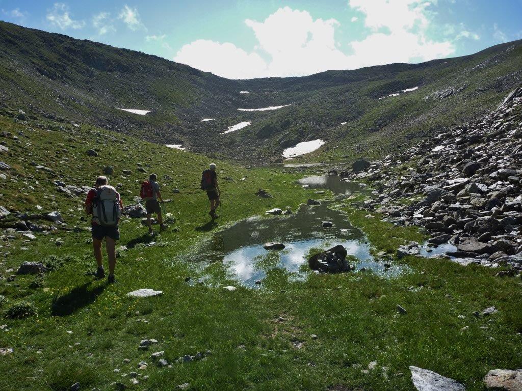 Lac d'en veillos (2432 m)
