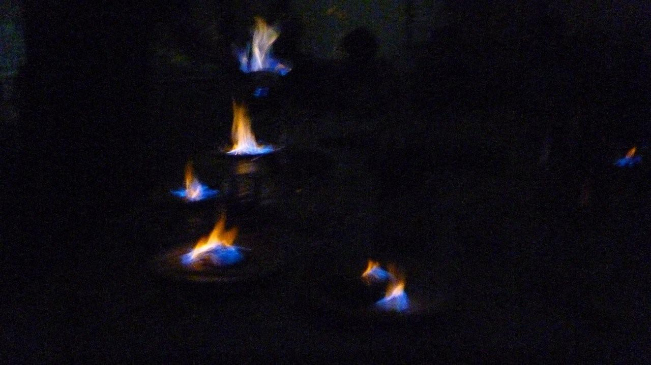 Les crêpes flambées