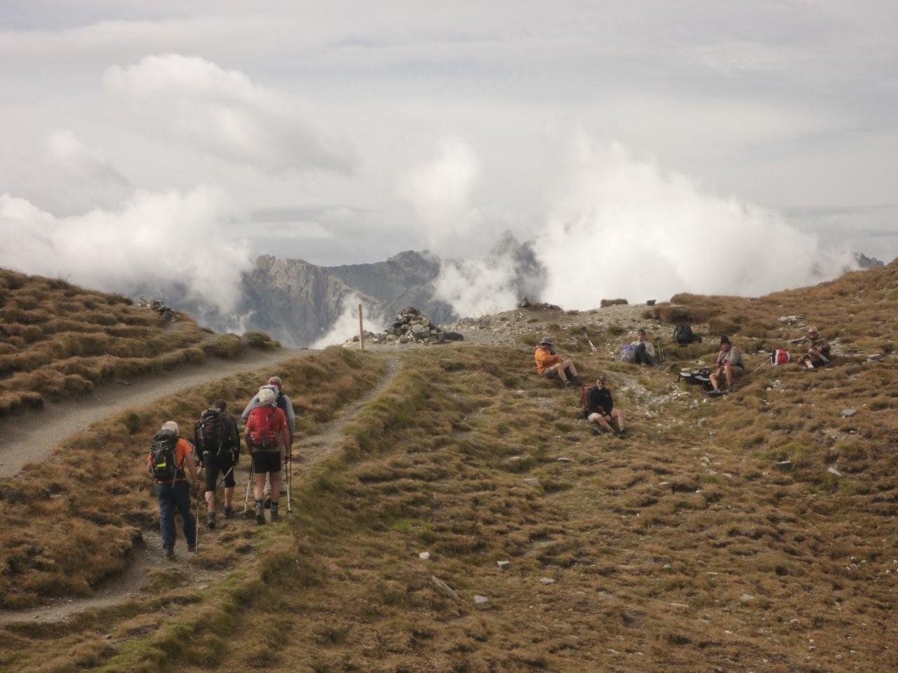 Le Col des Estronques (2651 m)