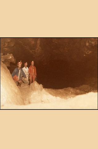 Grotte de l'Ours (Revest)