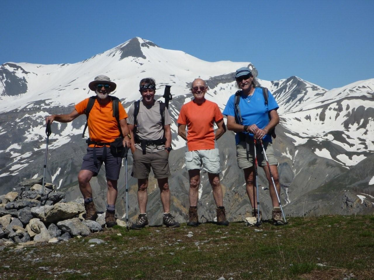 Mont Autcellier (2204 m)