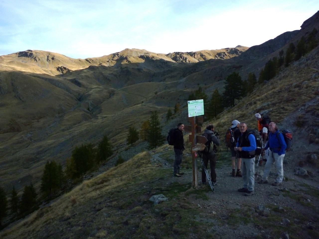 Col de Veillos (2194 m)