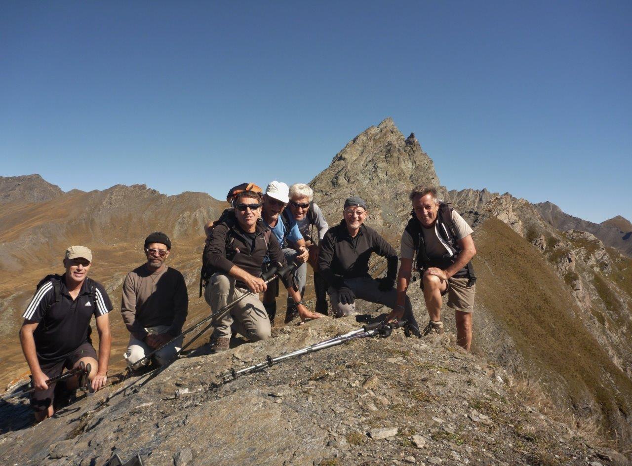 Pointe Giornivetta (2622 m)