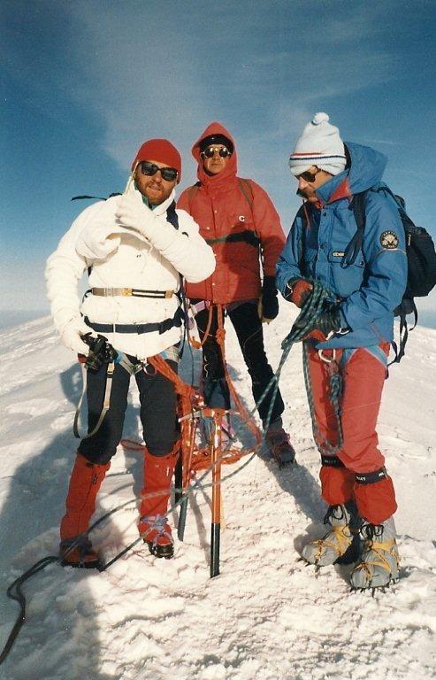 Au Sommet 4810 m