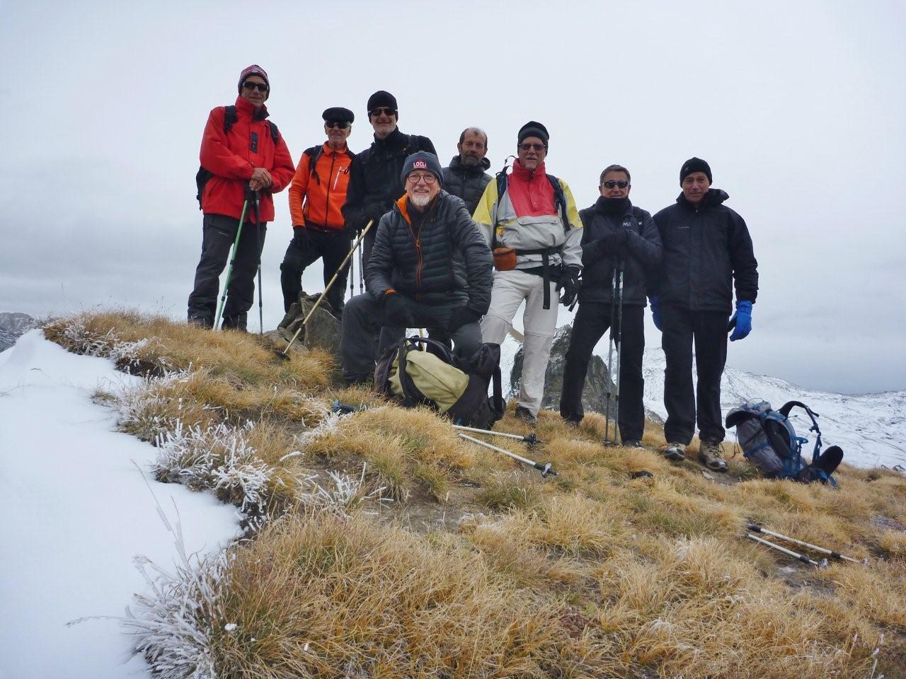 Pic Traversier (2882 m)