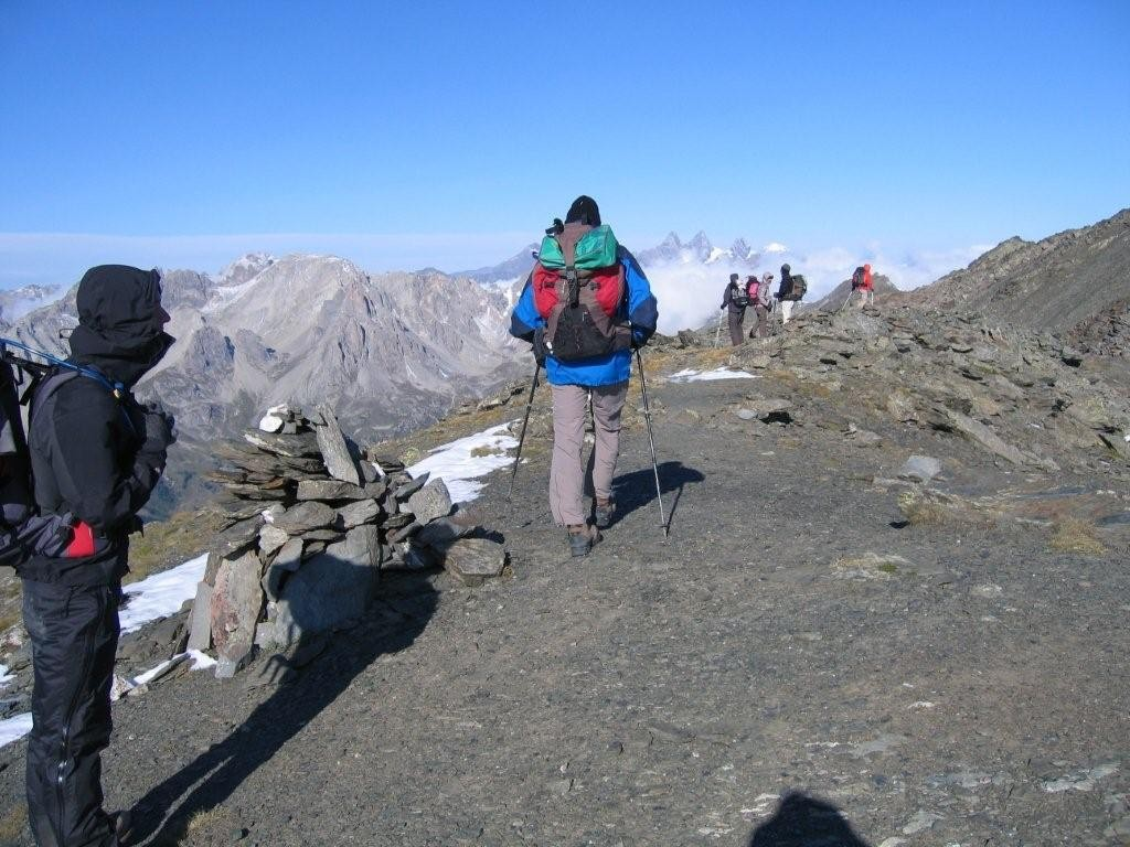 Sommet de la Crête des Gardiolles (2935 m)