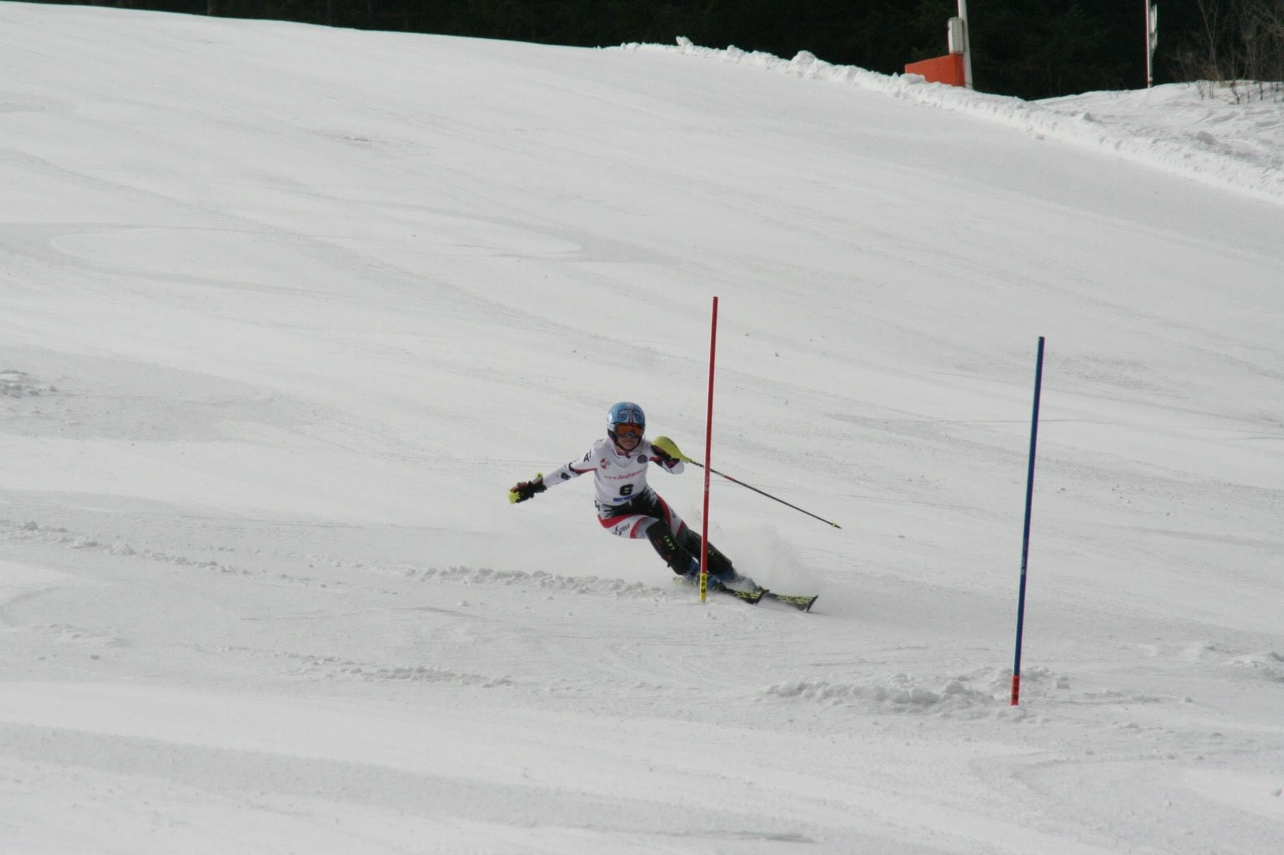 Deaf EC in Gerlitzen Slalom