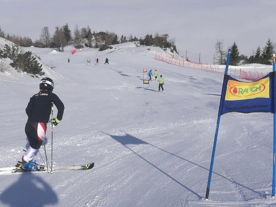 Rennen in Krvavec/ SLO