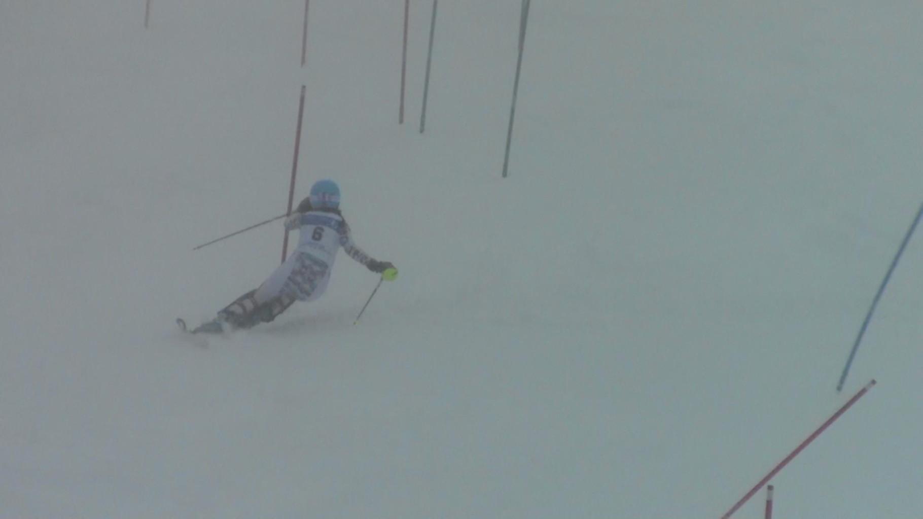 Deaf EC in Oberjoch/ GER Slalom