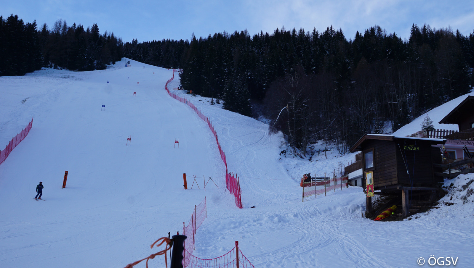 Deaf Europacup in Rauris/ AUT