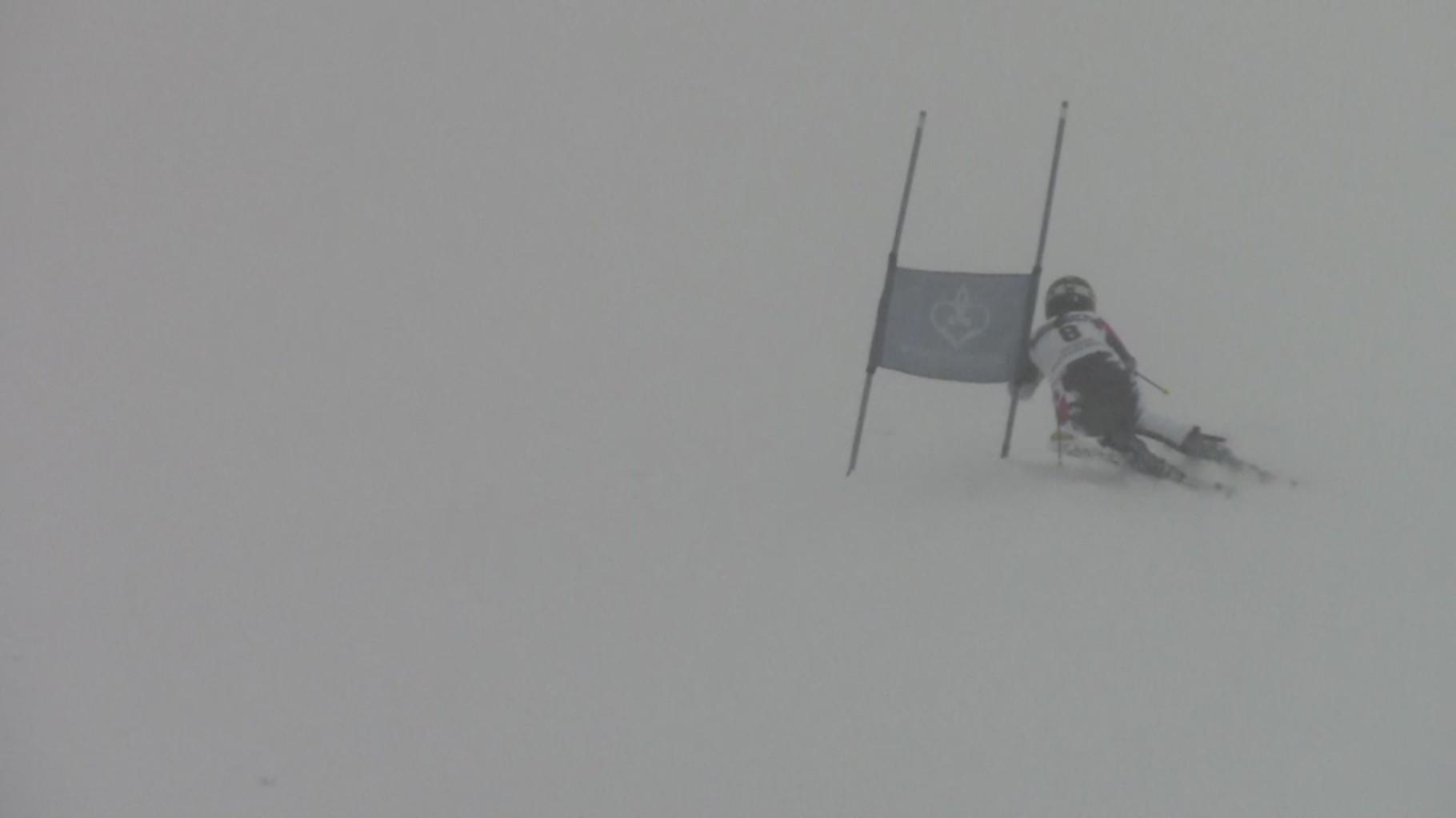 Deaf EC in Oberjoch/ GER Riesentorlauf
