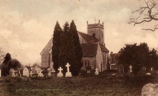 St. James' Church, Norton.  What is different?