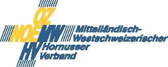 Logo Mittelländisch-Westschweizerischer Hornusser Verband MWHV