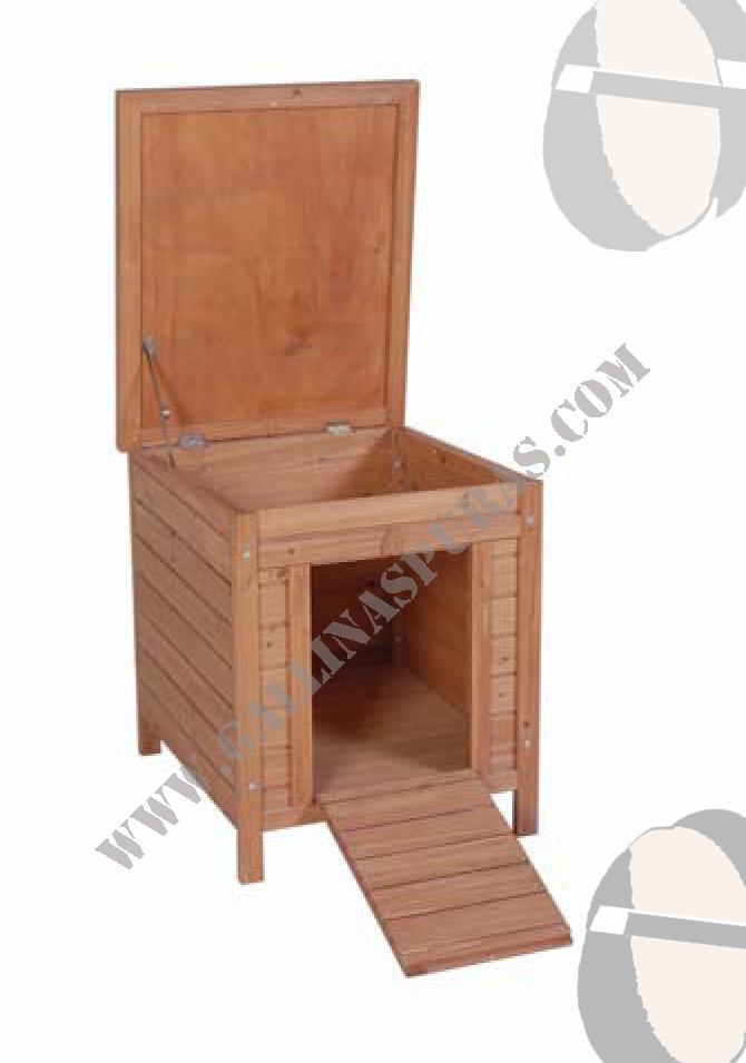Conejeras madera gp - Construir caseta de madera ...