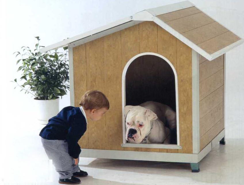 Casetas perros pvc gp for Caseta pvc exterior