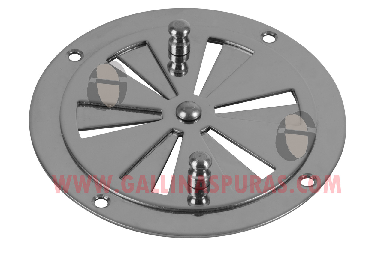 Accesorios incubadoras varios gp - Rejilla de ventilacion regulable ...