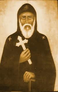 Saint Moïse le Noir