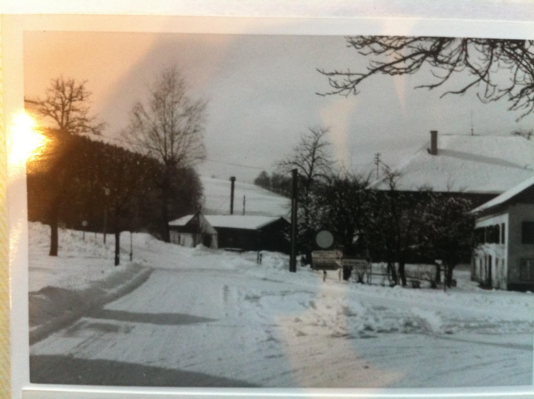 Wildenhag Kreuzung 1950