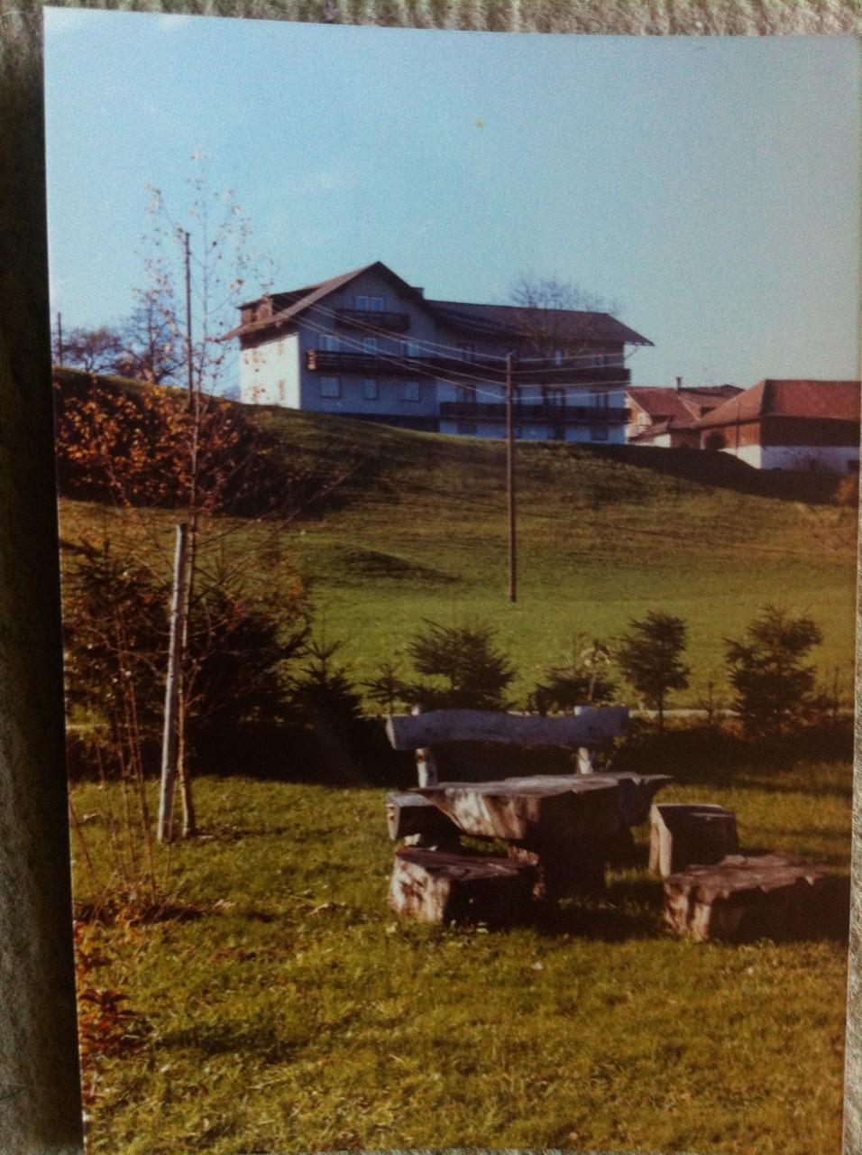 Nebengebäude um ca 1960
