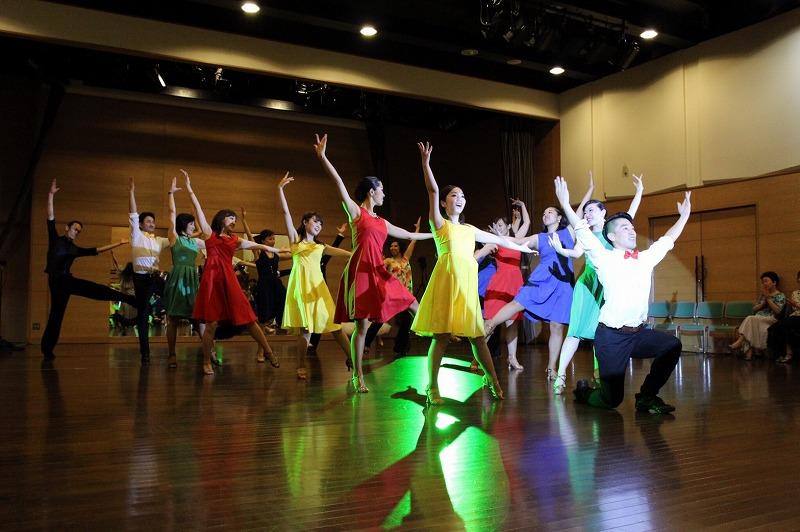 laten ballroom dance