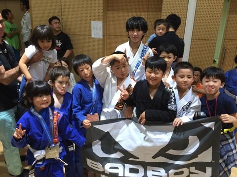 東日本キッズ柔術選手権