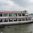 Sommerfest auf dem Rhein