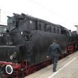 Hist. Eisenbahnfahrt