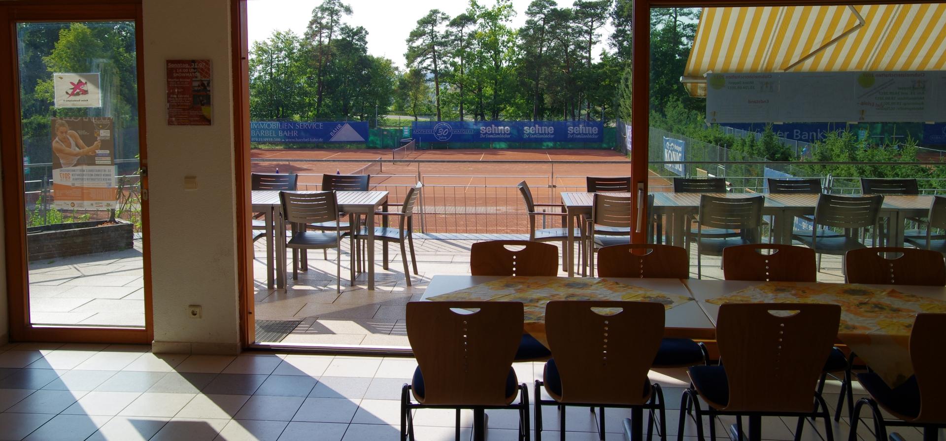 Tennis Ehningen - Club - Restaurant - Tennisclub Ehningen