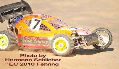 Marios HÖRMANN Buggy 3.Platz EM 2010 Fehring / Austria