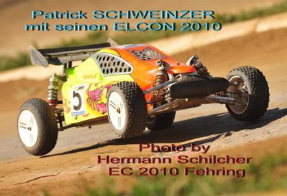 Der Buggy von Patrick SCHWEINZER