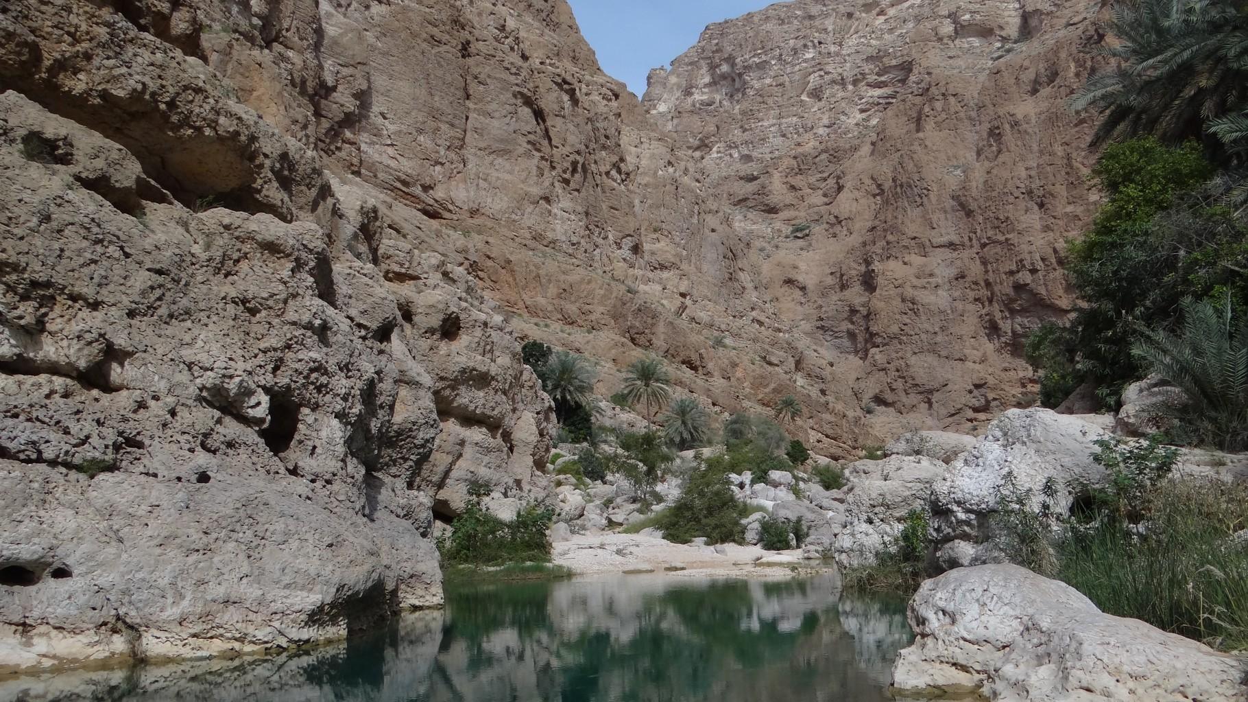 Im Wadi Shab