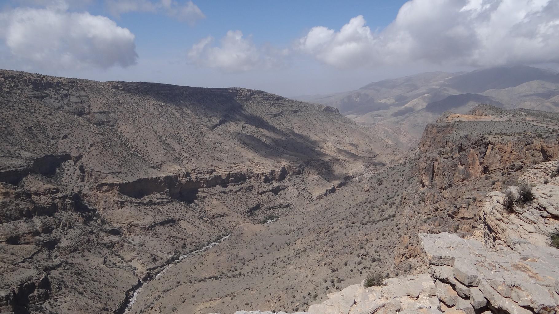 Am Canyon-Rand