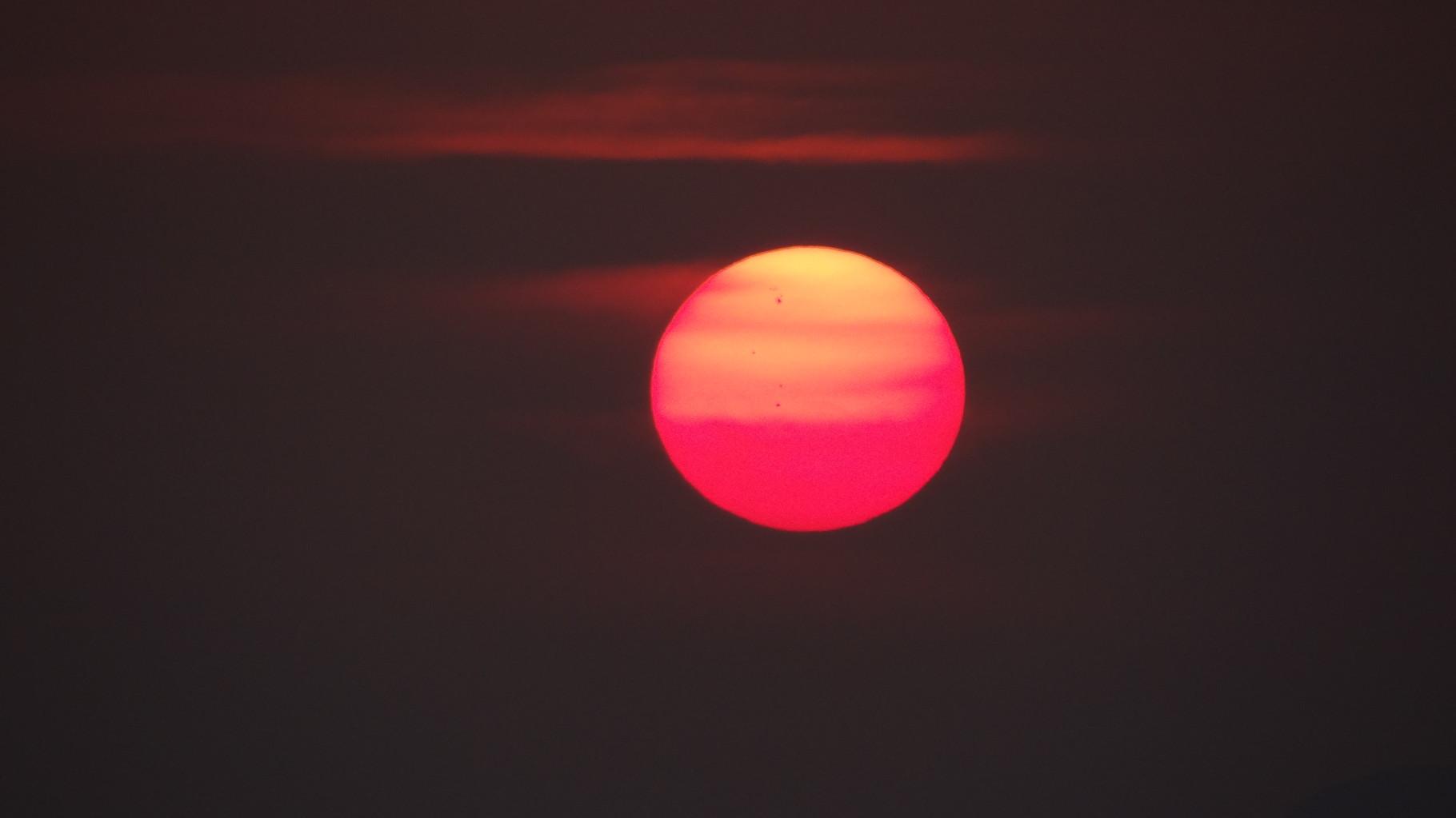 Sonnenungergang zwei