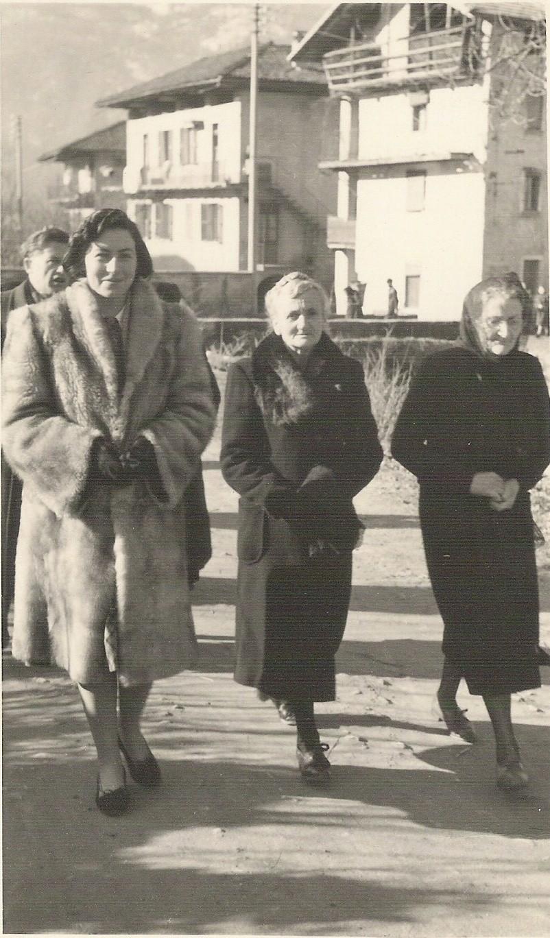 1950 - Mia Mamma, mia nonna Carolina e mia zia