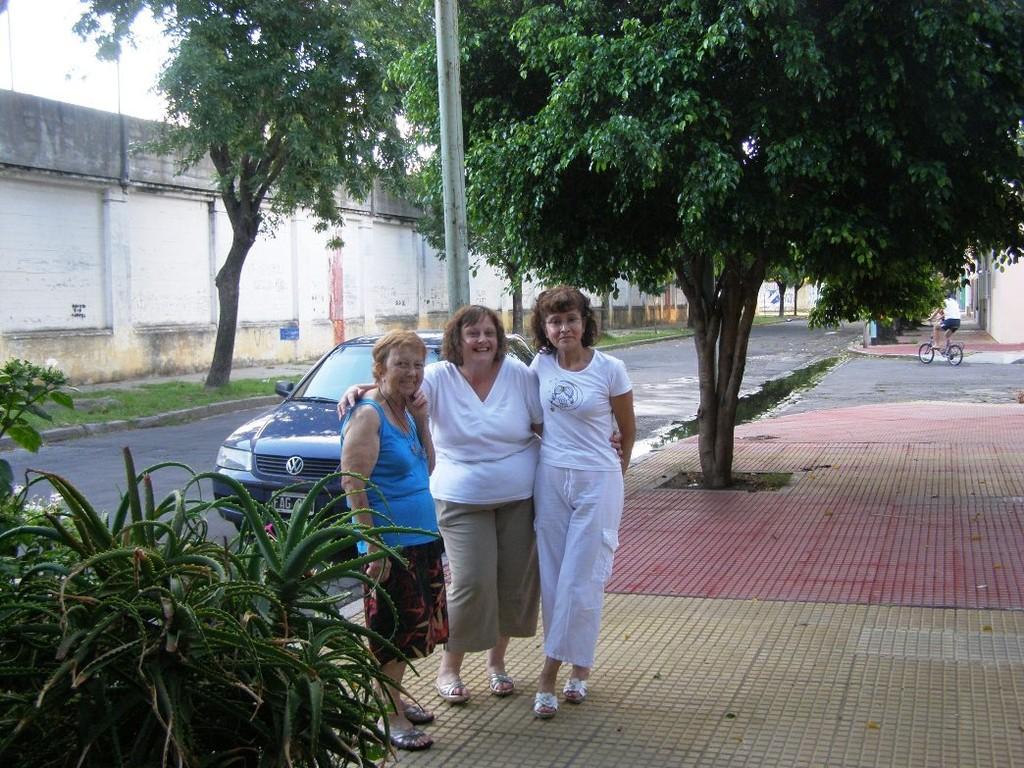 Parenti di Cri - Familiares de Cri - Cri relatives