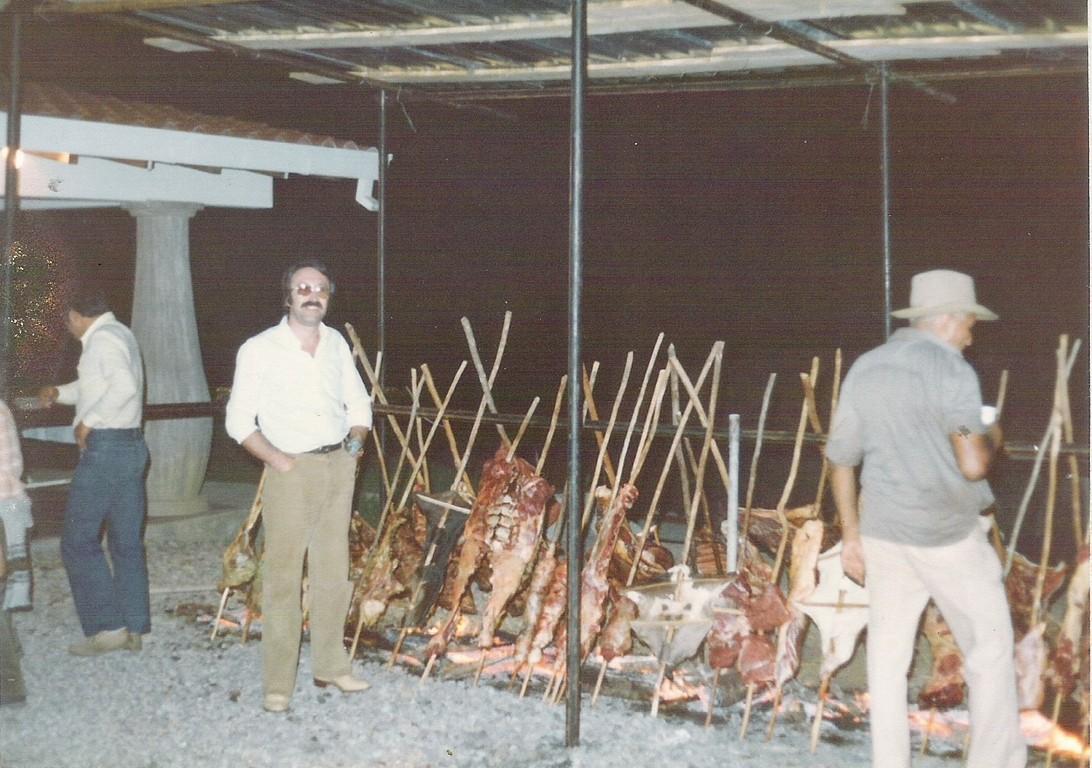 UNA BELLA GRIGLIATA AL CLUB - 09.01.1982