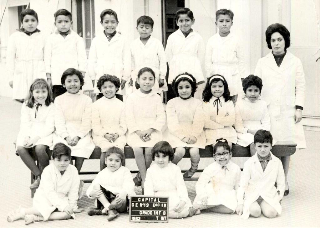 1963 - Escuela William Morris - Buenos Aires - Argentina