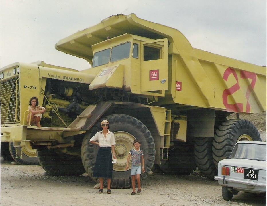 TEREX 100 T