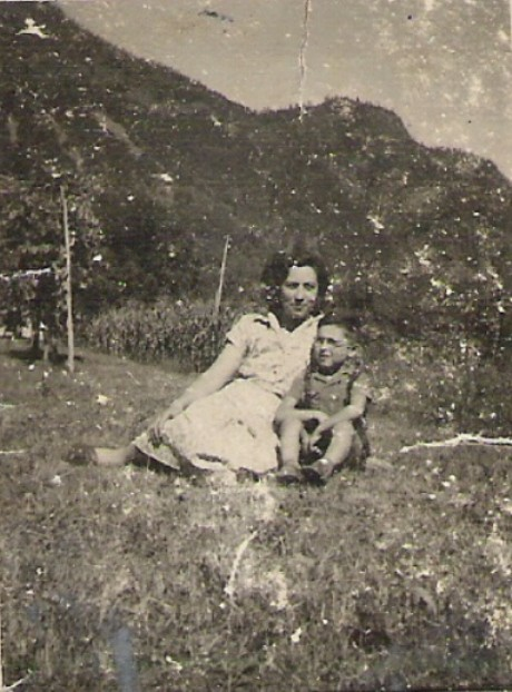 Con mamma in campagna