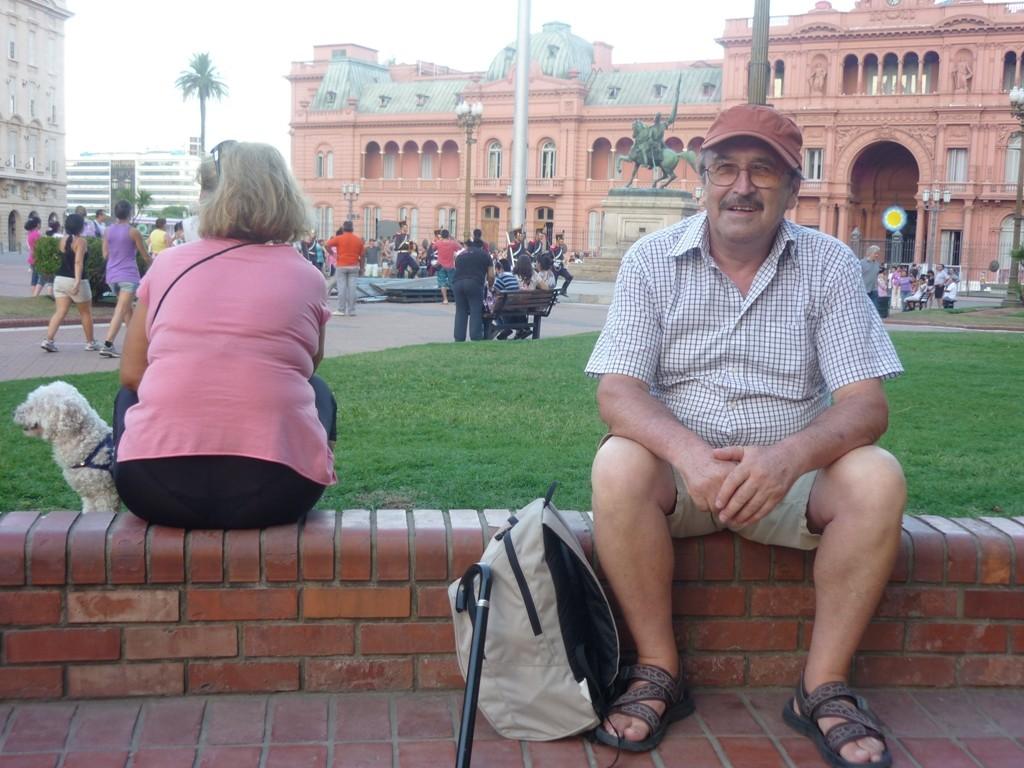22.01.2012 - Plaza de MayoMayo