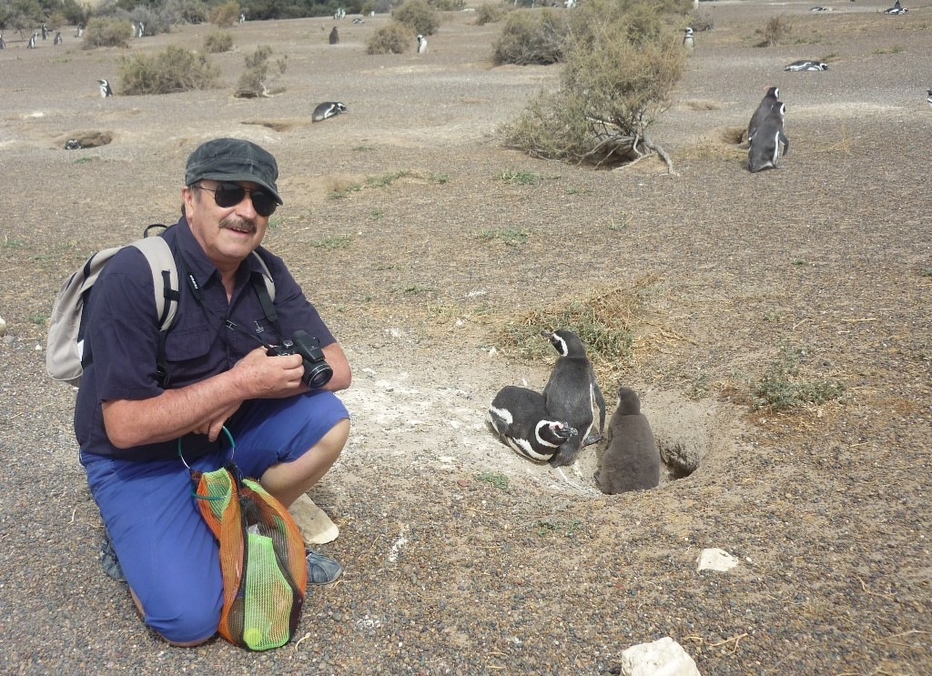 09.01.2012 - PUNTA TOMBO - Chubut - Argentina