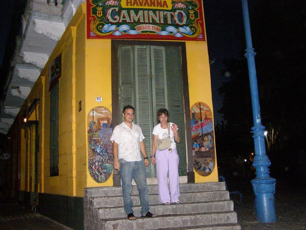 EL CAMINITO (Martin e Cri)