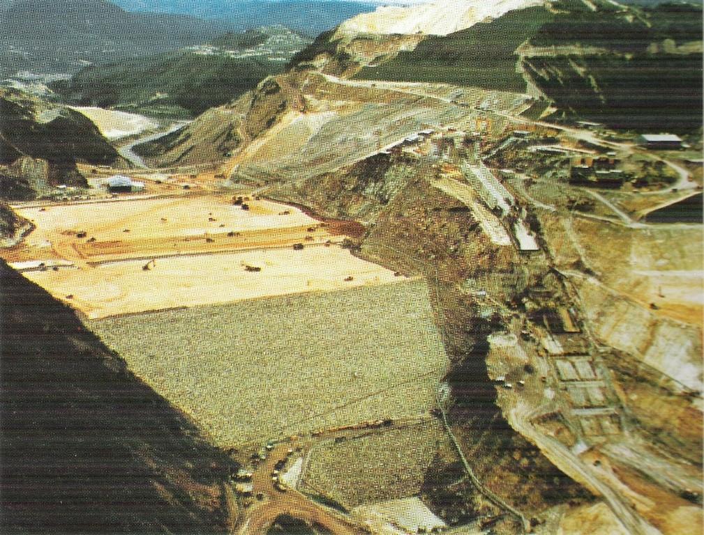 DIGA IN COSTRUZIONE 1982