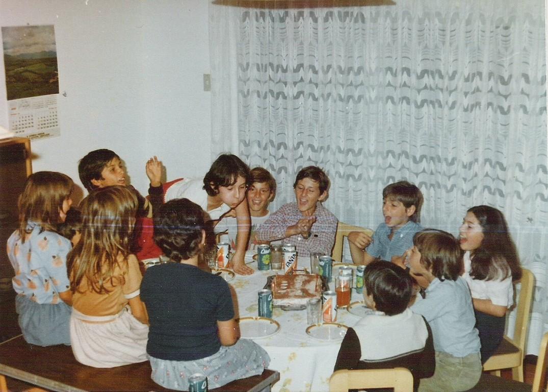 1981 - CCOMPLEANNO DI BARBARA